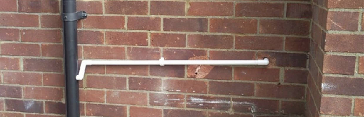 How to defrost a boiler's condensate pipe?